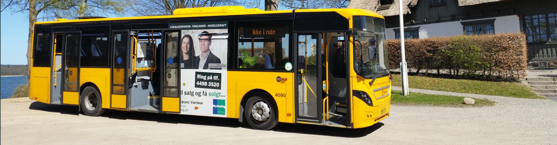 busser til salg