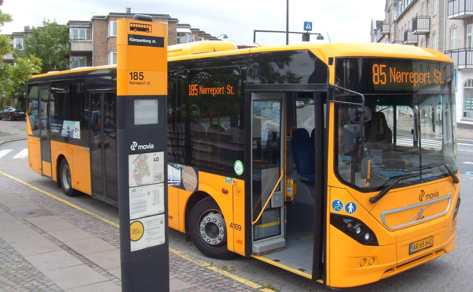 bus 193 køreplan
